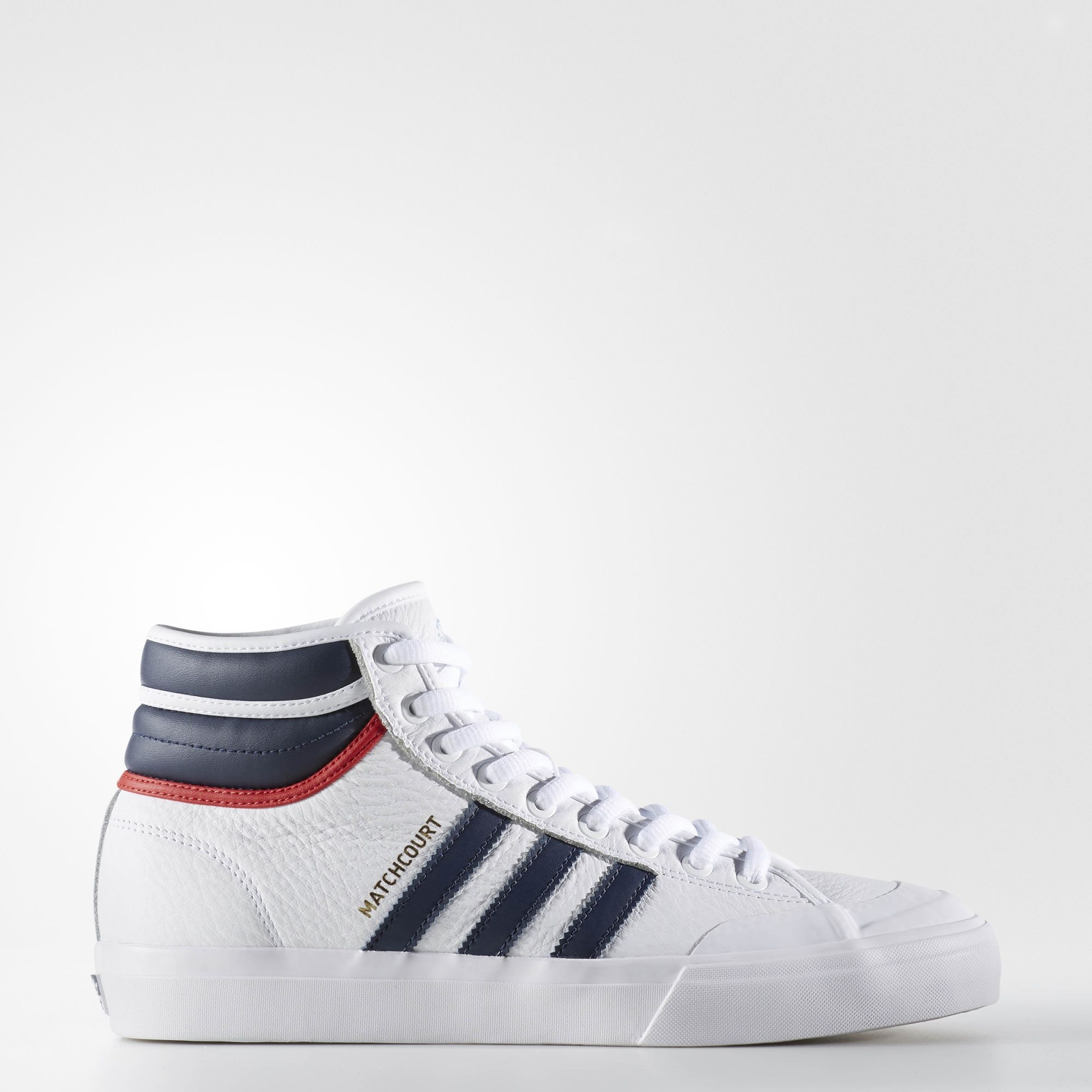 adidas Adidas Originals Matchcourt High Rx2 Sneakers In 18jN97