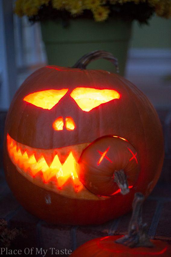 Creative Pumpkin Carving Ideas That Look Ghoulishly Good Pumpkin Carving Creative Pumpkin Carving Easy Pumpkin Carving