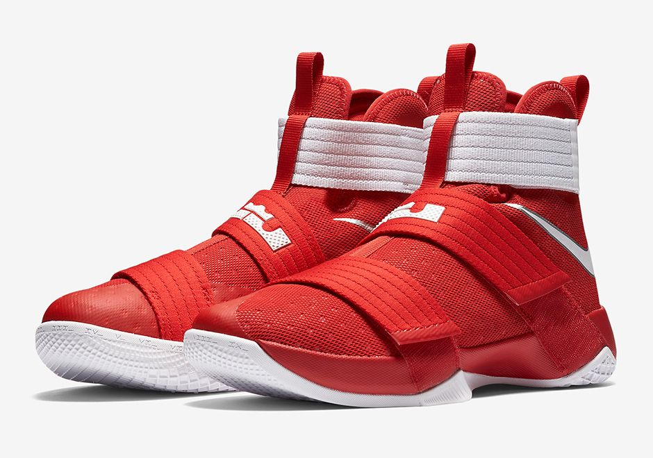best website 53dad 28429 Ohio State Gets Their Own Nike LeBron Zoom Soldier 10
