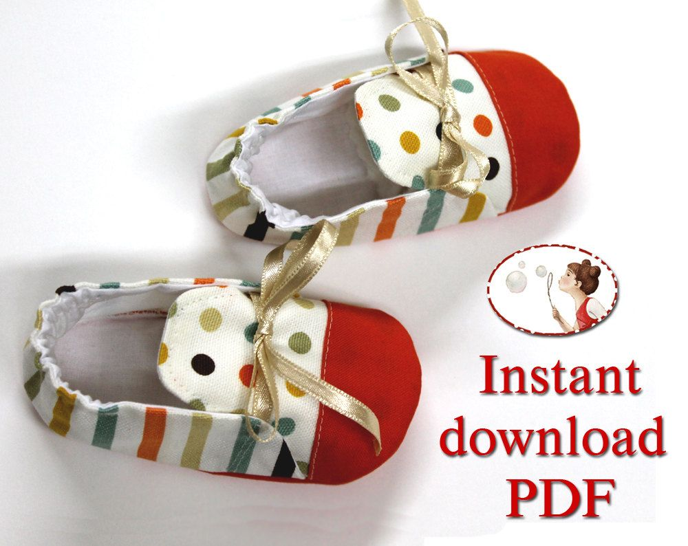 Instant download sewing pattern baby paul shoes booties pattern instant download sewing pattern baby paul shoes booties pattern boy pattern baby jeuxipadfo Choice Image