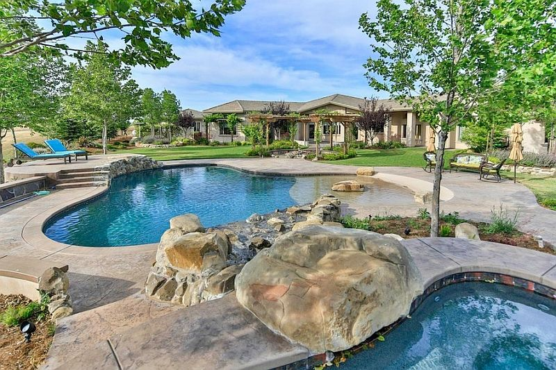Natural Swimming Pools Design Ideas Inspirations Photos Swimming Pool Designs Natural Swimming Pools Beach Entry Pool