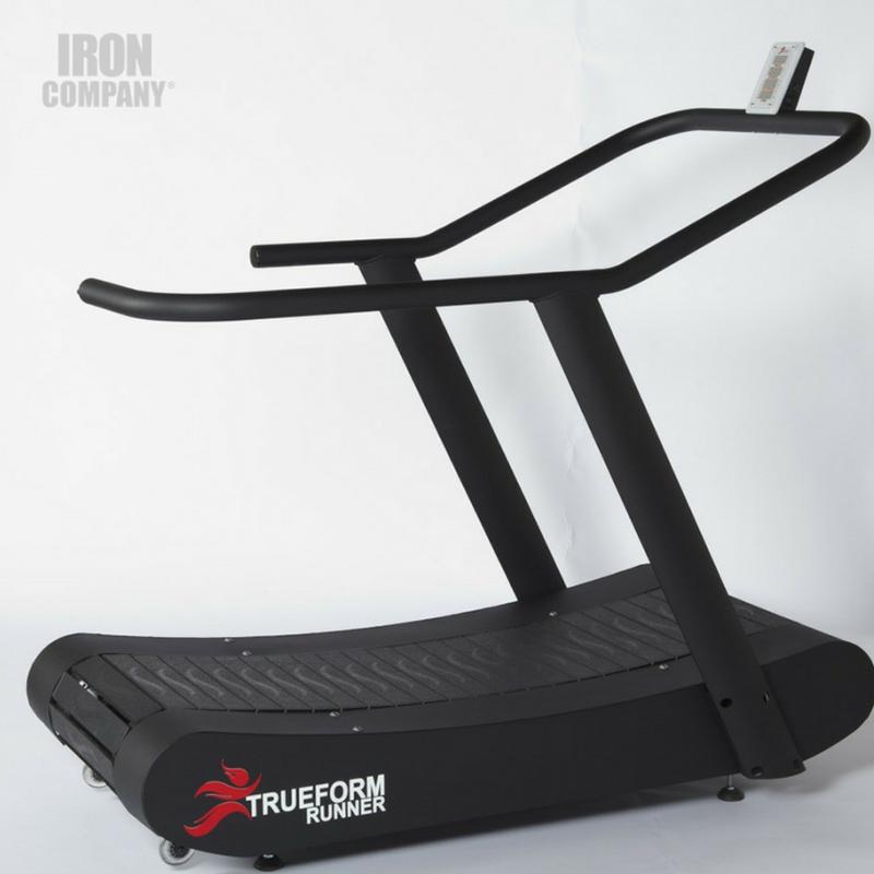 TrueForm RUNNER NonMotorized Curved Treadmill Samsara