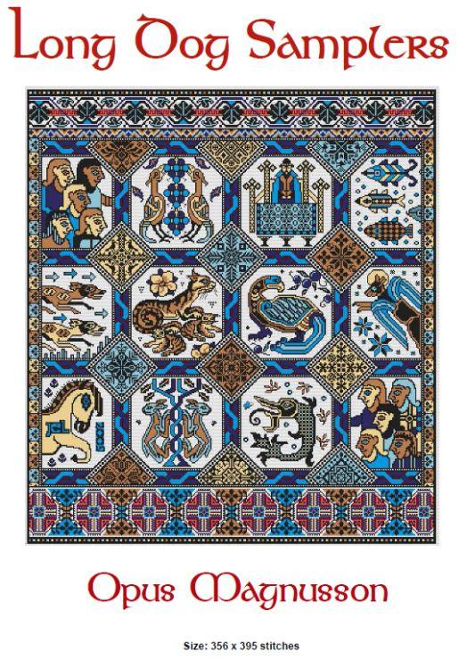 Gallery.ru / Opus Magnusson. Long Dog Samplers - Long Dog Samplers. Opus Magnusson - ArabicaMix