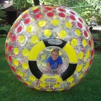 Amazon Com 6 Foot Tall Human Hamster Ball Toys Games Tumblr Hipster Hamster High Waisted Shorts Denim