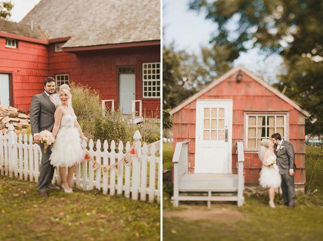 A New York City Fall Farm Wedding Tiffany Jon
