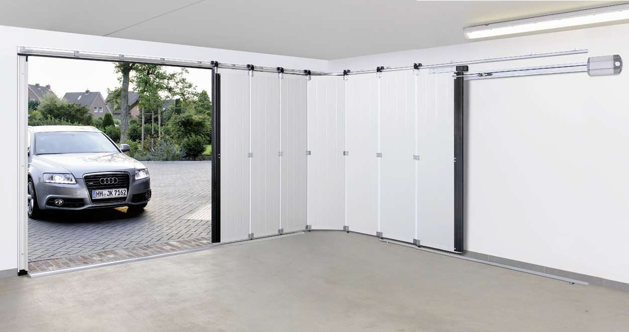 Side sliding garage door google search garage for Garage di accesso laterale