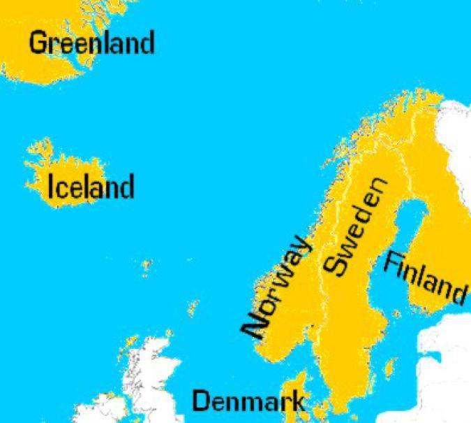 8 Best Scandinavian Cruises Scandinavian Cruises Scandinavia Cruise Scandinavia Travel