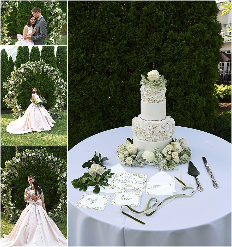 Lush Greenery Botanical Inspired Styled Shoot Kentucky Wedding Styled Shoot Wedding Vendors