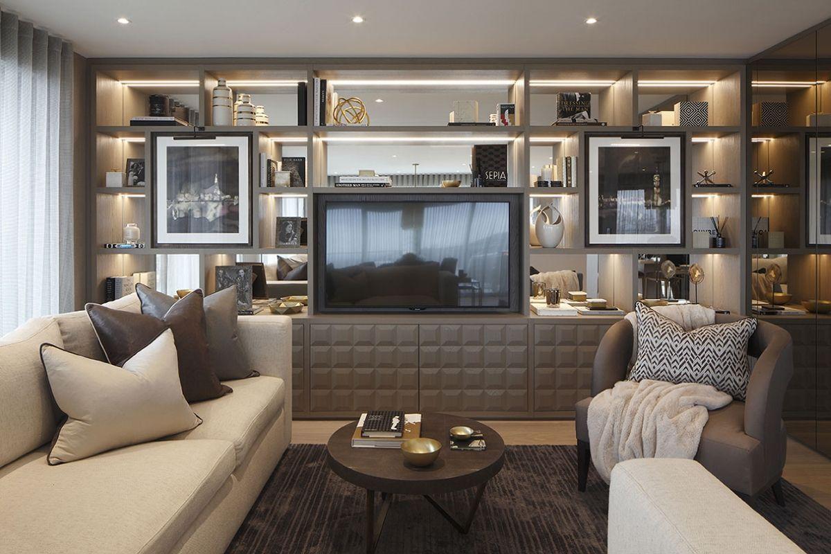 Caulfield House Caulfield House living room