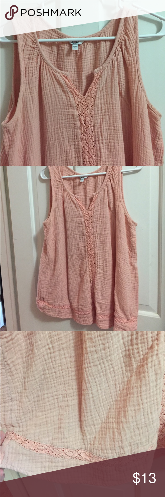 Sonoma Summer Tank Large · great condition · comfy for casual occasion or can be dresses up Sonoma Tops Tank Tops