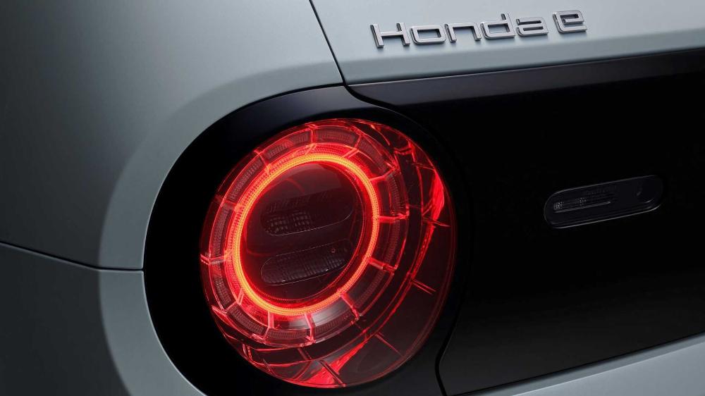 2020 Honda E Urban Electric Car Everything We Know In 2020 Urban Electric Honda Digital Dashboard