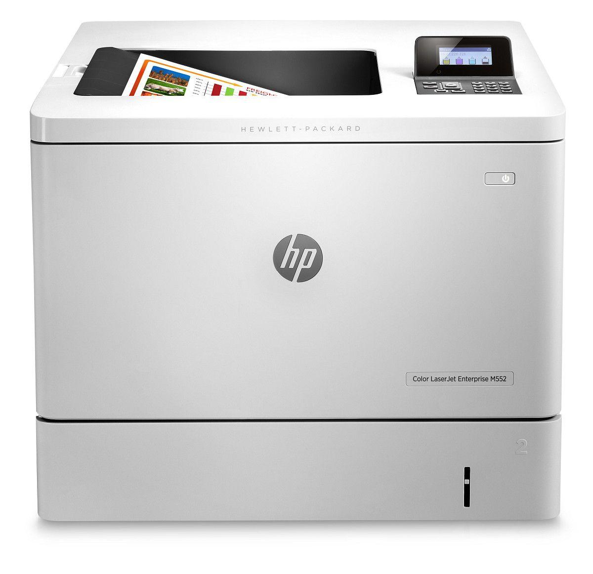 Hp laserjet color enterprise m552dn pcl 5c pcl 6 pdf 17