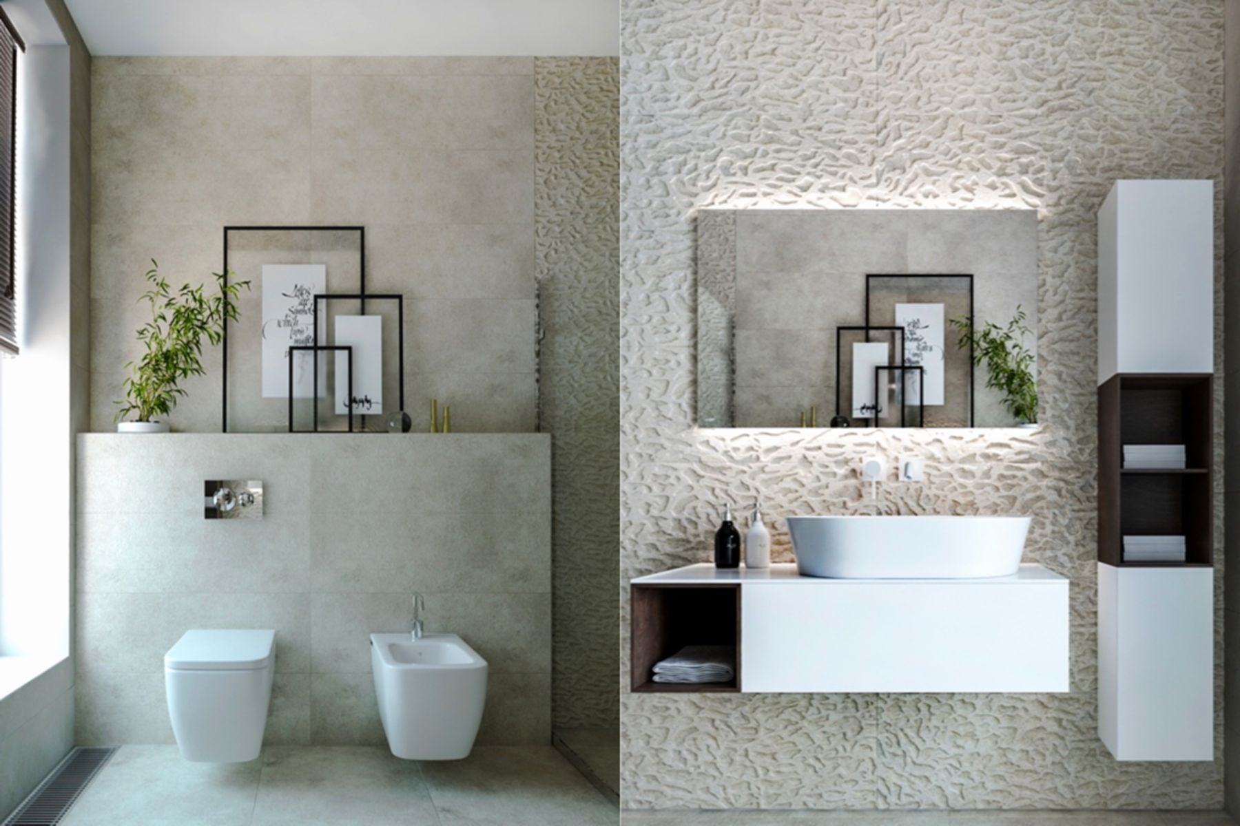 12 Attractive Minimalist Bathroom Design Ideas On A Budget ...