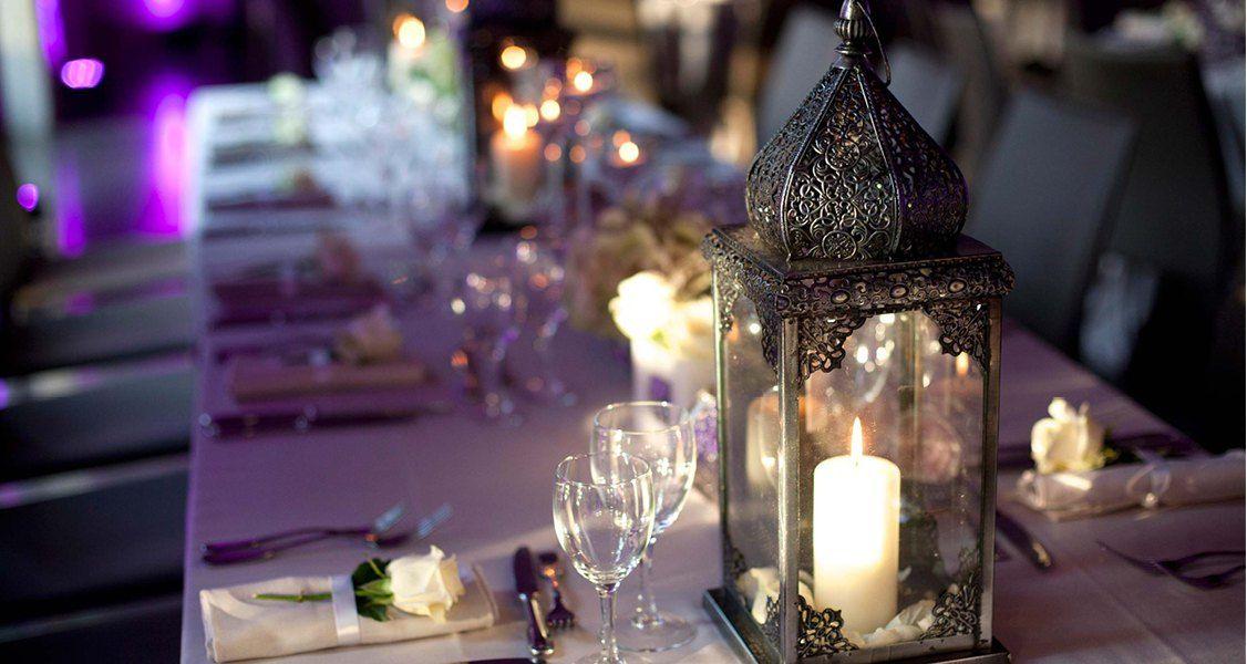 Signature décoration lumineux