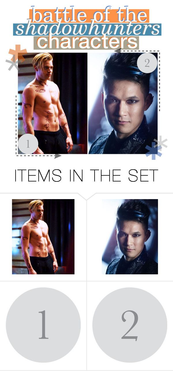 """""""Battle Of The Shadowhunters Characters // Audition"""" by alyssaclair-winchester ❤ liked on Polyvore featuring art"""