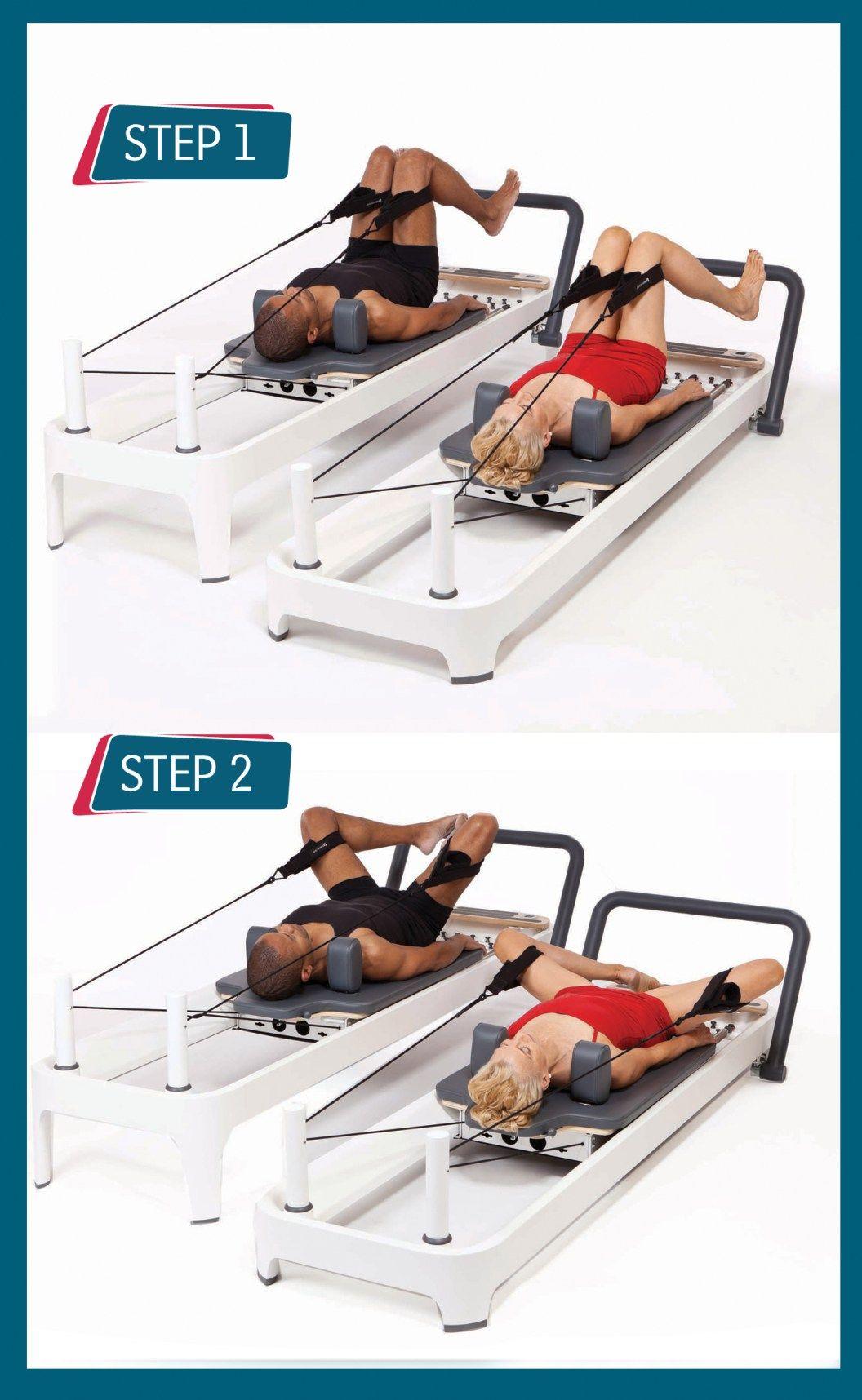 Get Over The Slump Pilates Reformer Exercises Pilates Barre Workout Pilates Reformer