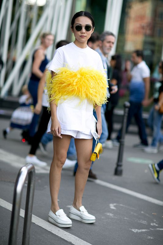 Street Style Milán. Fashion Week September.