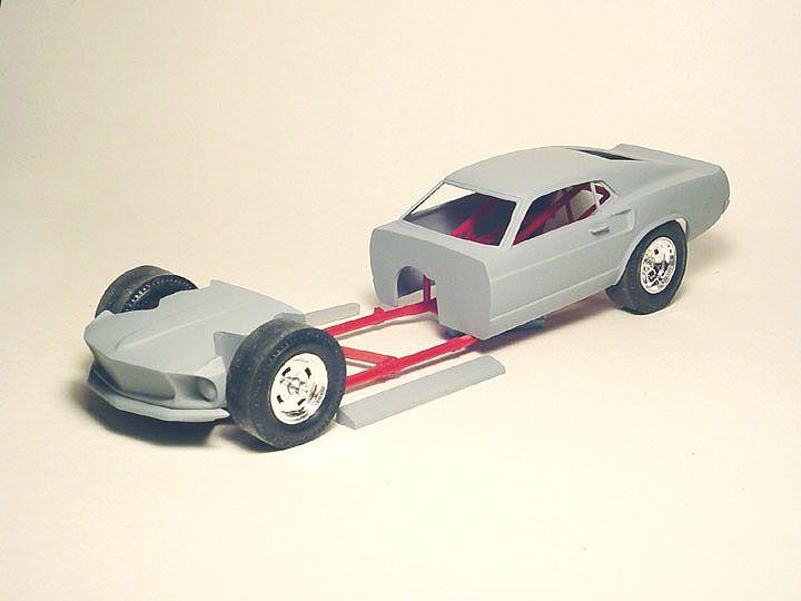 photos of daddy warbucks 69 torino funny car   Speed City Resin Vintage Drag Racing Model Cars