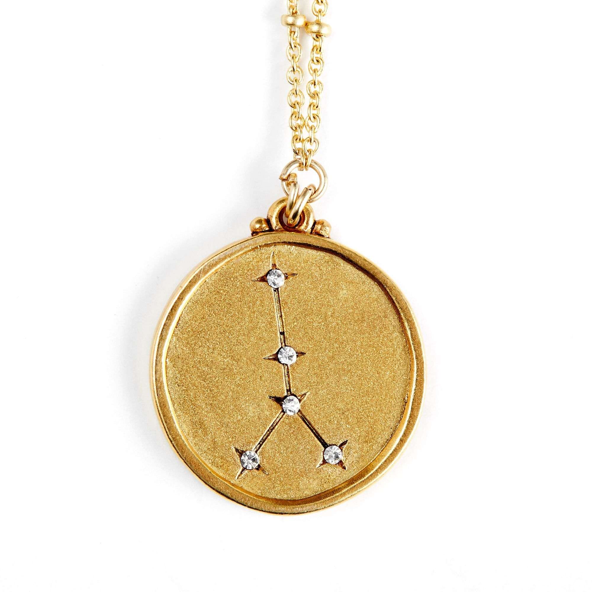 Cancer constellation necklace shoppable pins pinterest map