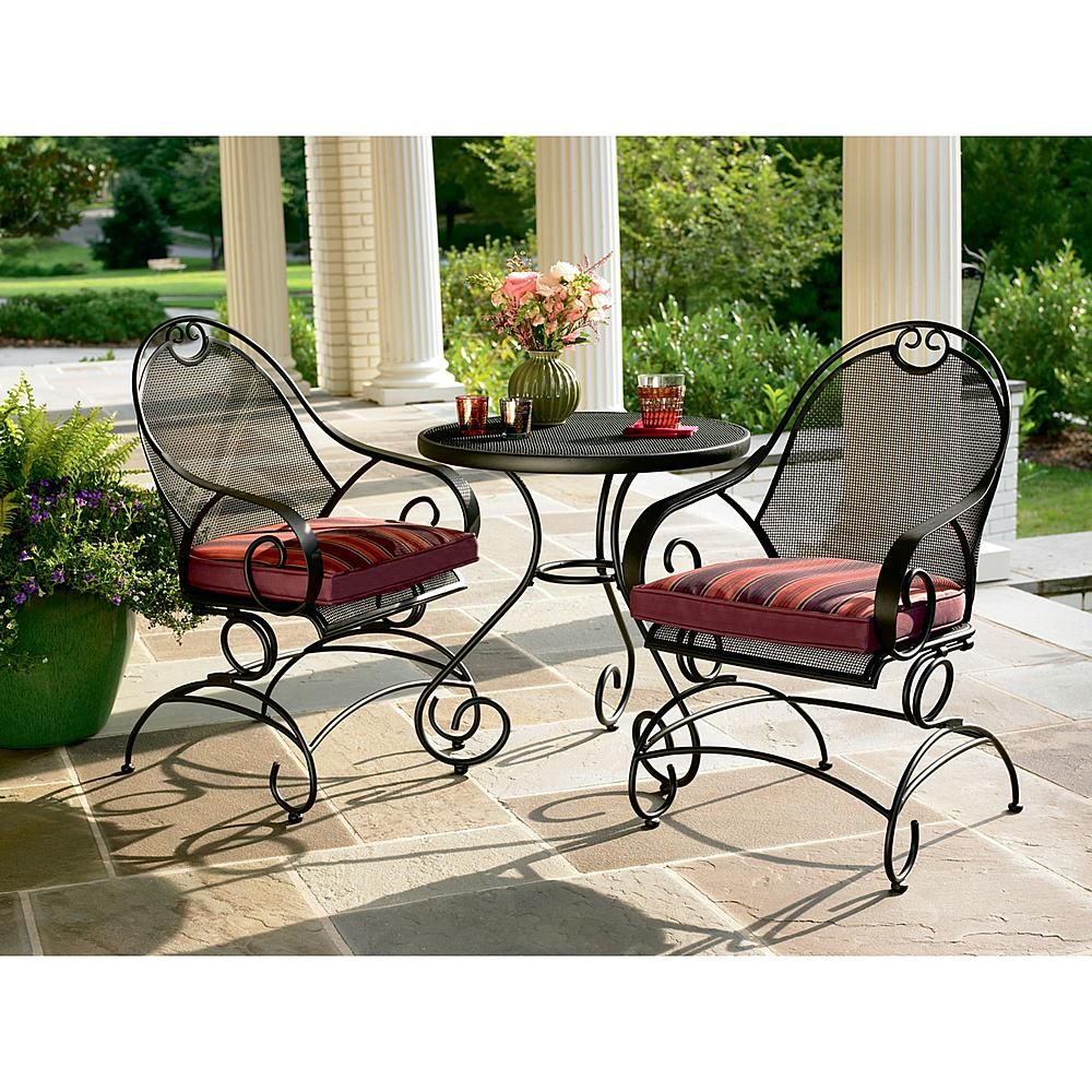 Ordinaire Country Living 3 Piece Bistro Set: Enjoy Your Outdoors With Sears