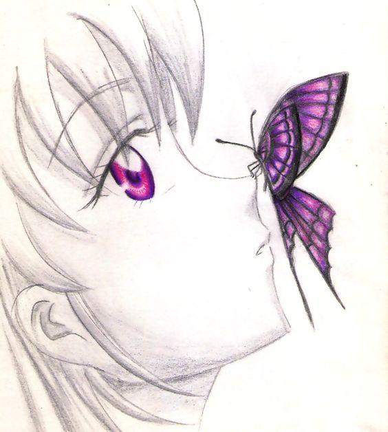 Resultado De Imagen Para Dibujos A Lapiz Anime Angeles Dibujo A Lapiz Anime Dibujos Como Dibujar Cosas