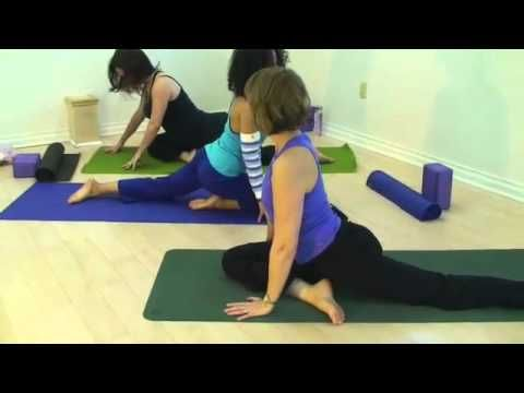 yoga class 11 opening the body to breath  full 1 hour