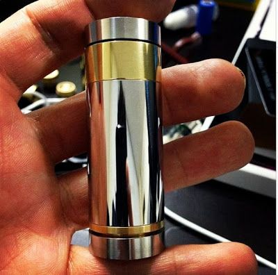 Vapor Joes - Daily Vaping Deals: MOJO DROPS A NEW MOD. I THINK