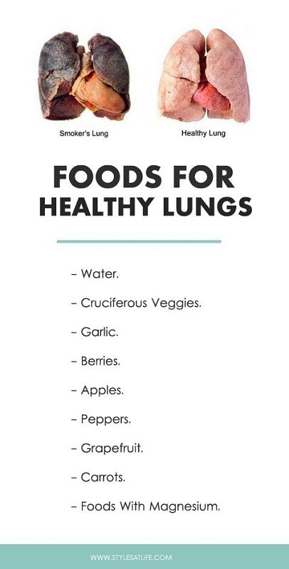 Top 9 Natural Foods For Healthy Lungs That Help To Breathing Better Styles At Life Healthy Lungs Natural Asthma Remedies Healthy
