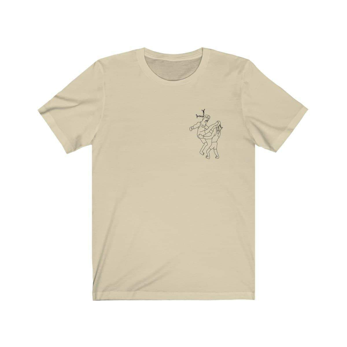 Limited Edition 100% cottonunisex t shirtby Tattoo artistAutoChrist !  Free Shipping Topqualityprint - Made in USA  This updated unisex essential fits like a well-loved favorite. Super soft cotton and excellent quality print .  .: Retail fit .: 100% Soft cotton .: Light fabric (4.2 oz/yd² (142 g/m²)) .: Tear away label .: Runs true to size     XS S M L XL 2XL 3XL     Width, in 17 18 20 23 25 26 28   Length, in 28 28 30 30 32 33 33   Sleeve length, in 9 9
