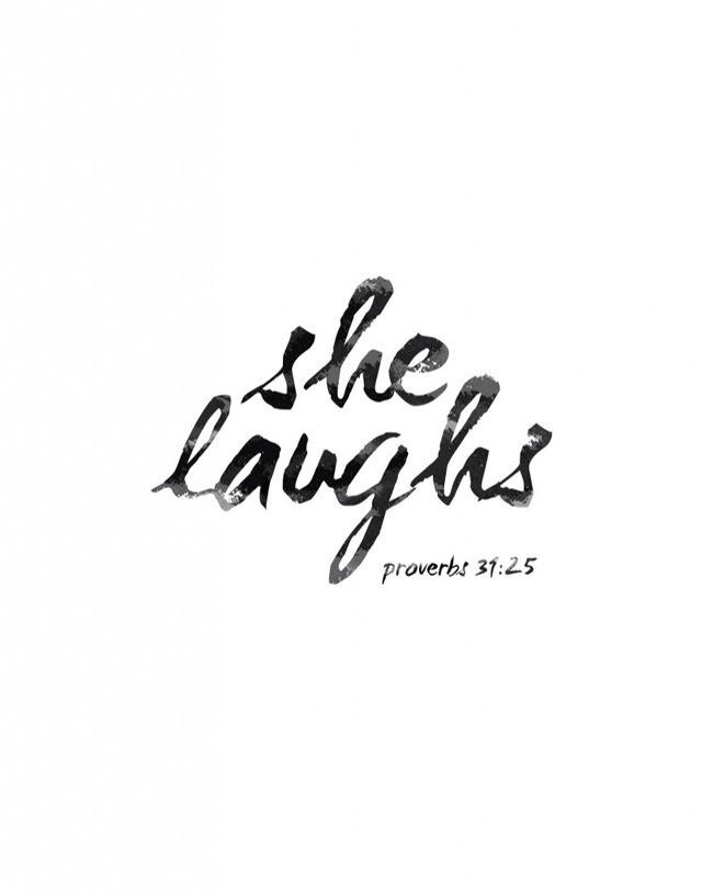 Love This Verse Even God Knows That Laughter Is Some Of The