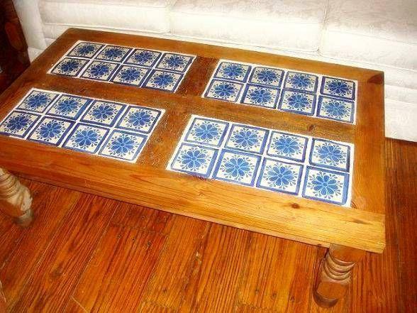 Tavolo Vietri ~ Tavolo mattonelle in ceramica di vietri regalo pb vietri