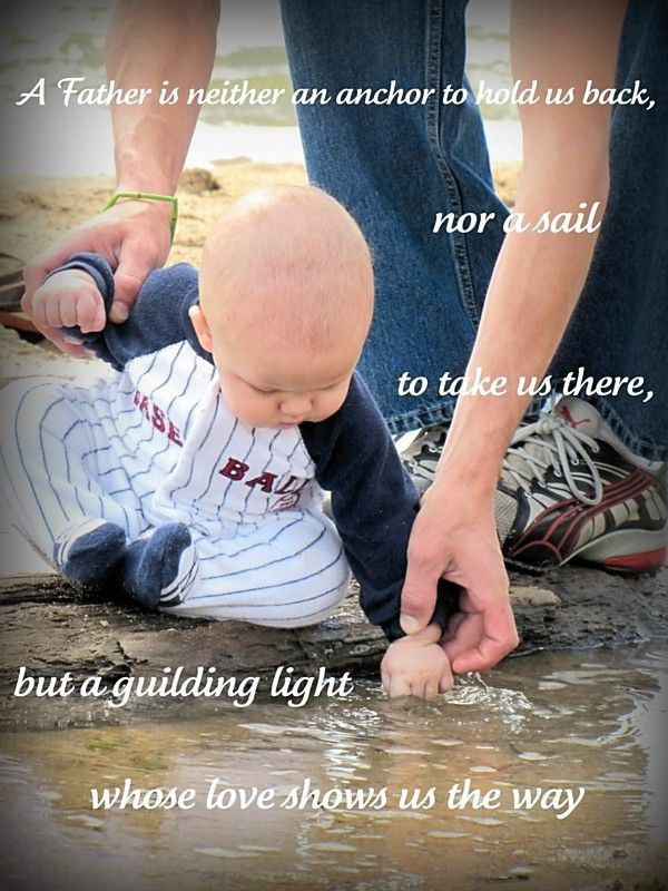 Fatherson By Krystal Rice Such A Cute Quote Parenting Tips