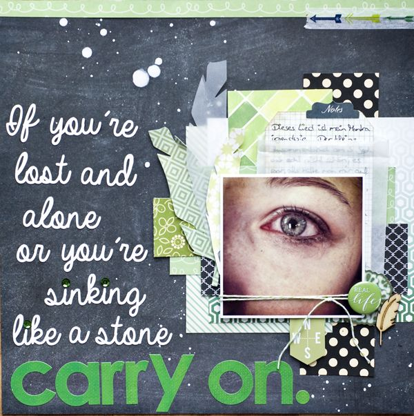 Carry on. - by nachtschwinge