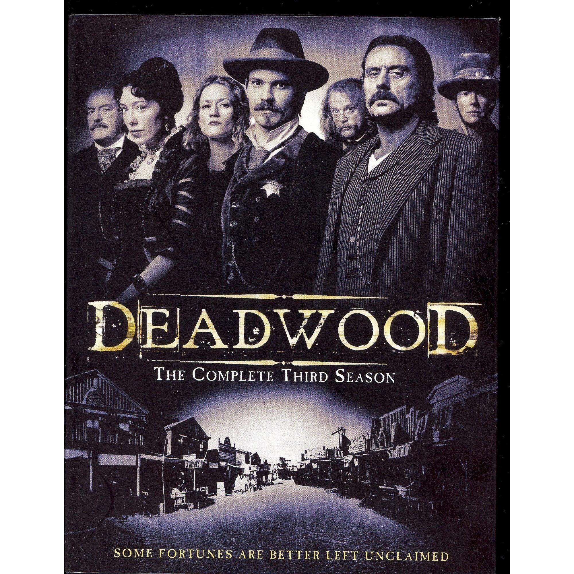 deadwood staffel 1