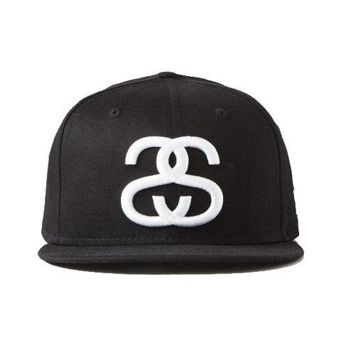 974d755db Stussy SS Link New Era Cap | Stussy | Stussy, New era cap, Snapback