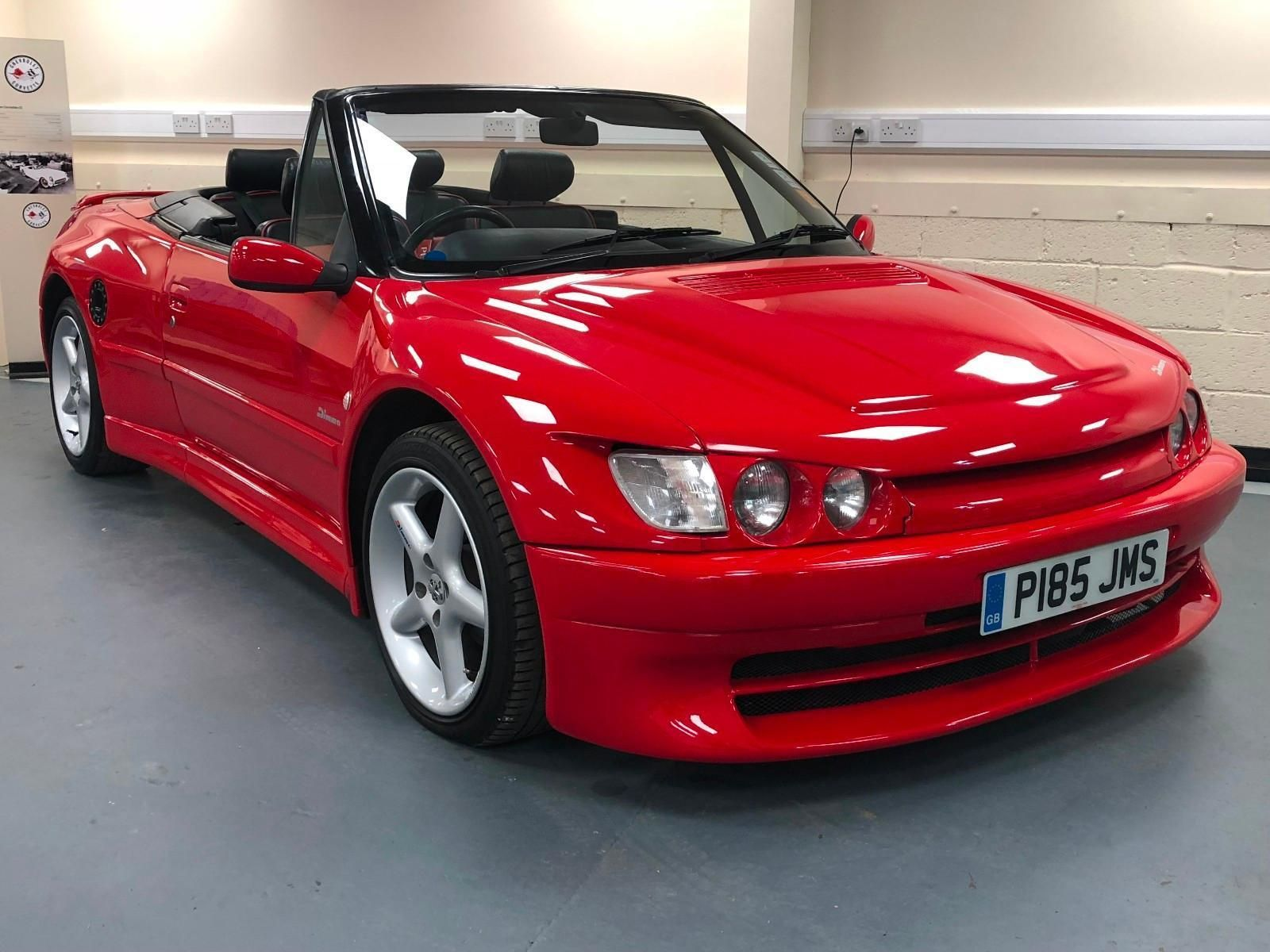 Peugeot 306 2 0i Cabriolet Dimma Prototype Number 1 Of 2 Built Ebay Coches Y Motocicletas Peugeot Autos