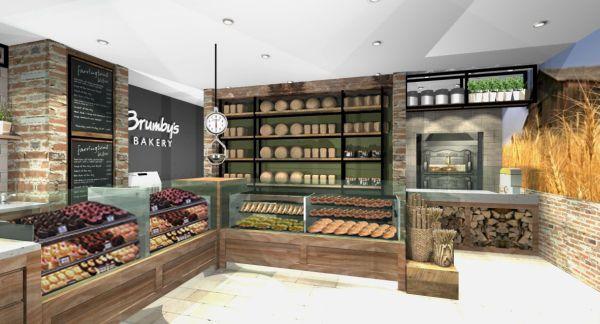 Related image donut shop pinterest furniture layout for 18 8 salon franchise