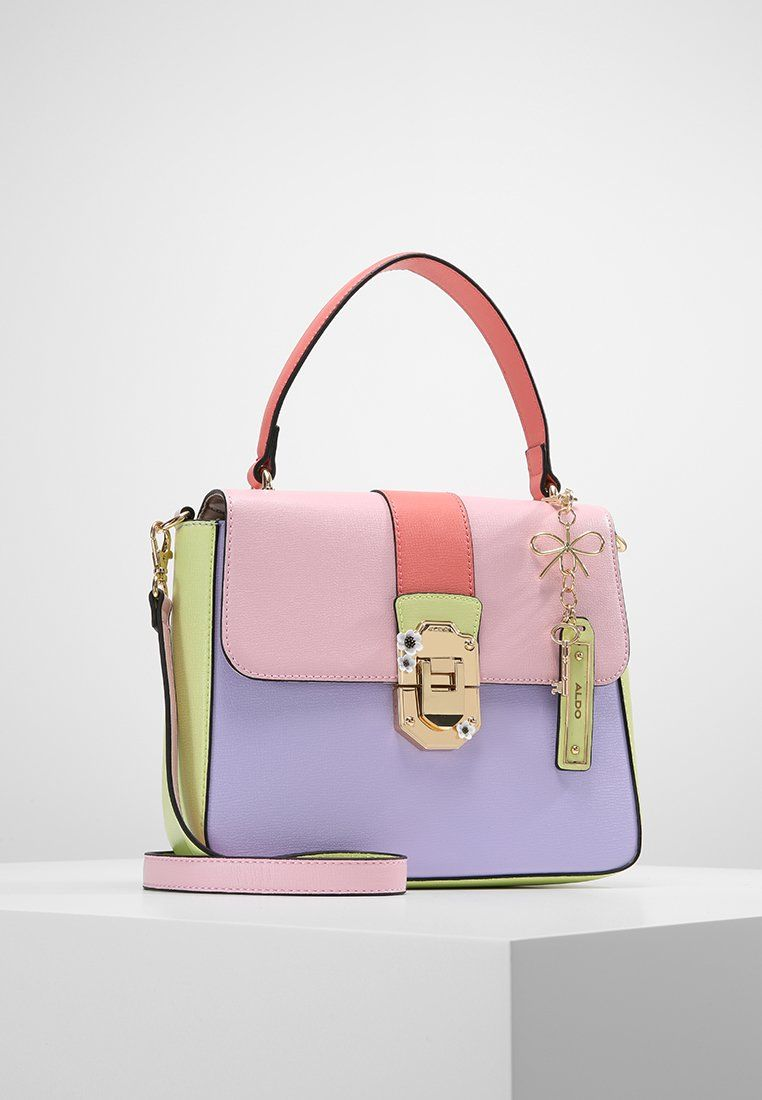 ALDO UNIONGAP - Handbag - pastel multi for £54.99 (01 02 18) with free  delivery at Zalando 03e390b026d