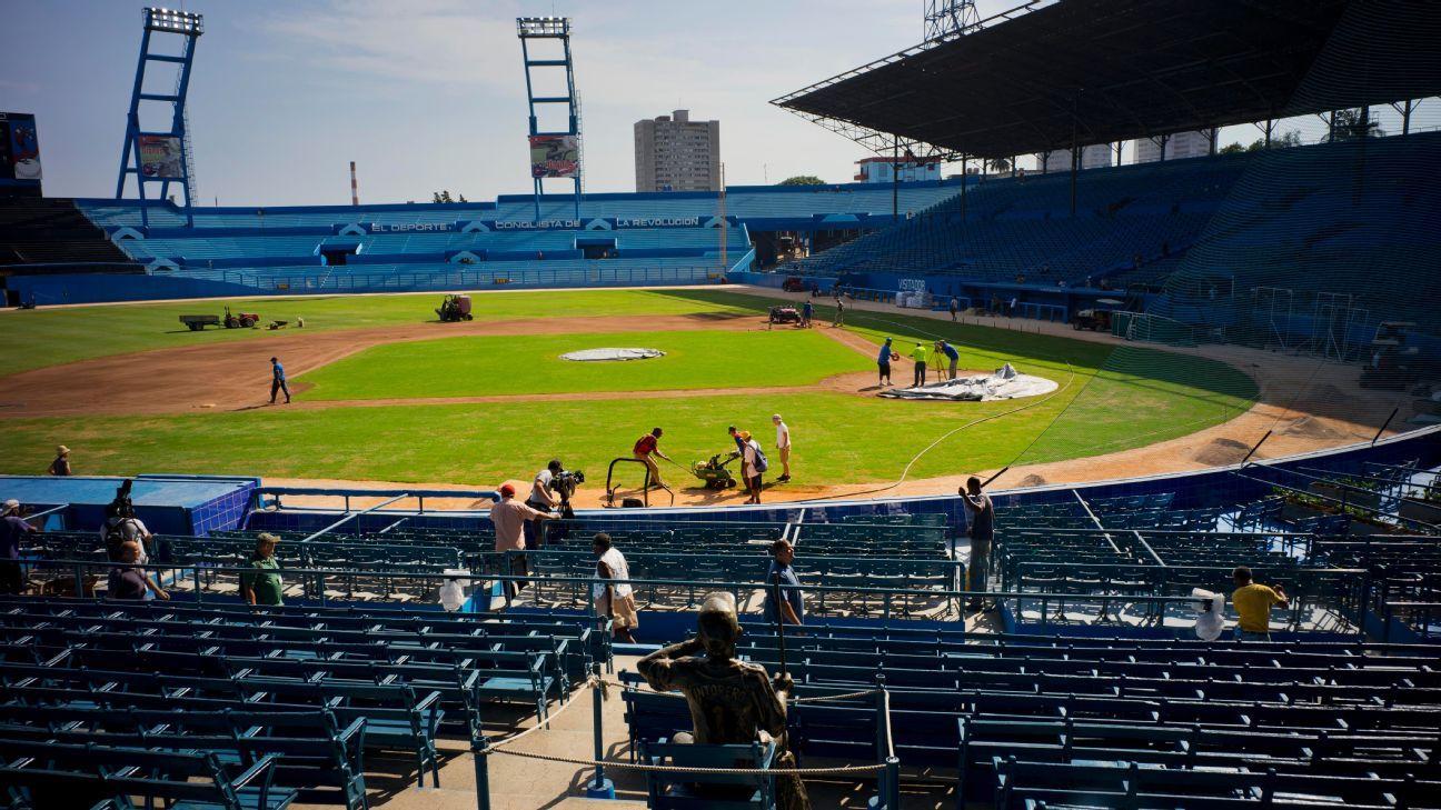 RaysCuba game is another landmark Cuba, San jose sharks
