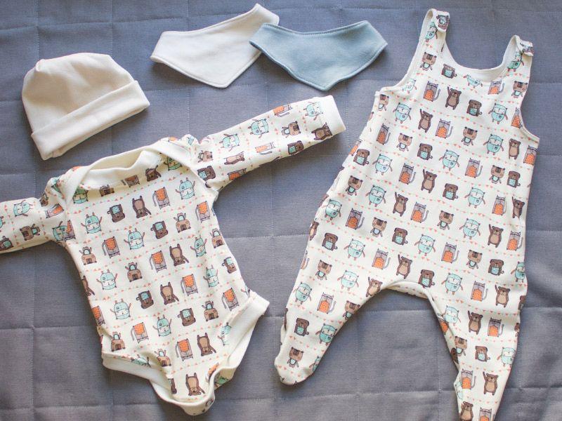 Genahte Babysachen Und Stoff Gewinnspiel Schnittmuster Baby Kind