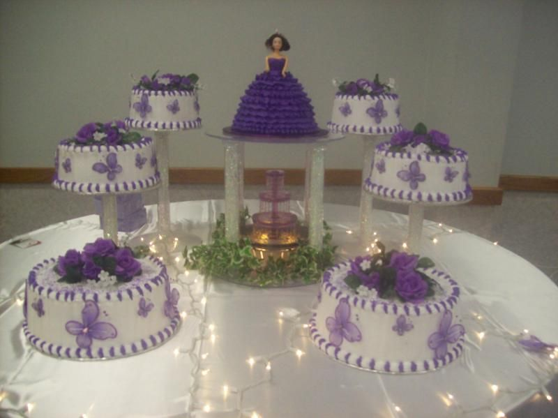 Cake Decorating Ideas For Quinceanera : quinceanera balloon decor Unique Creations Plus ...