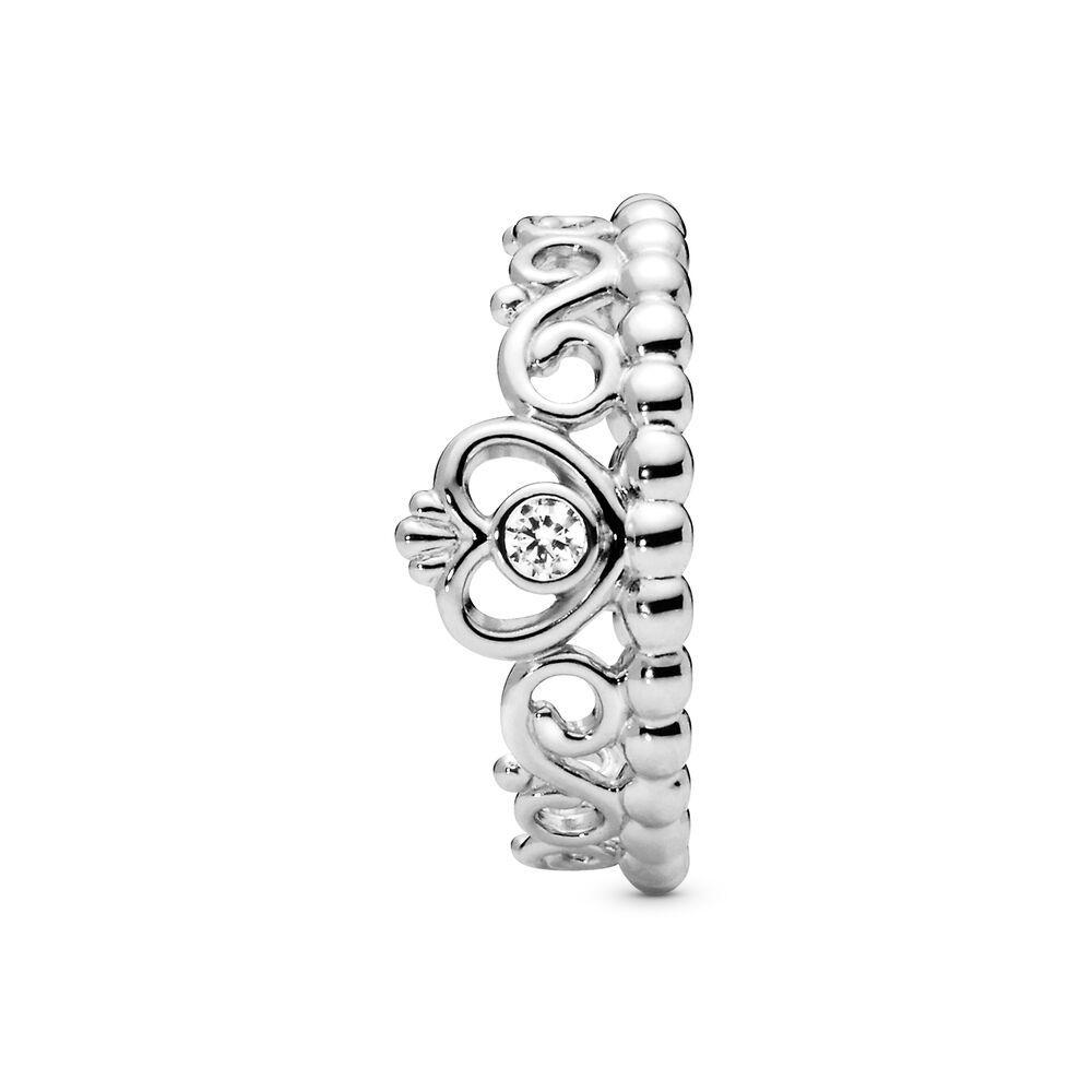 anello tiara principessa pandora
