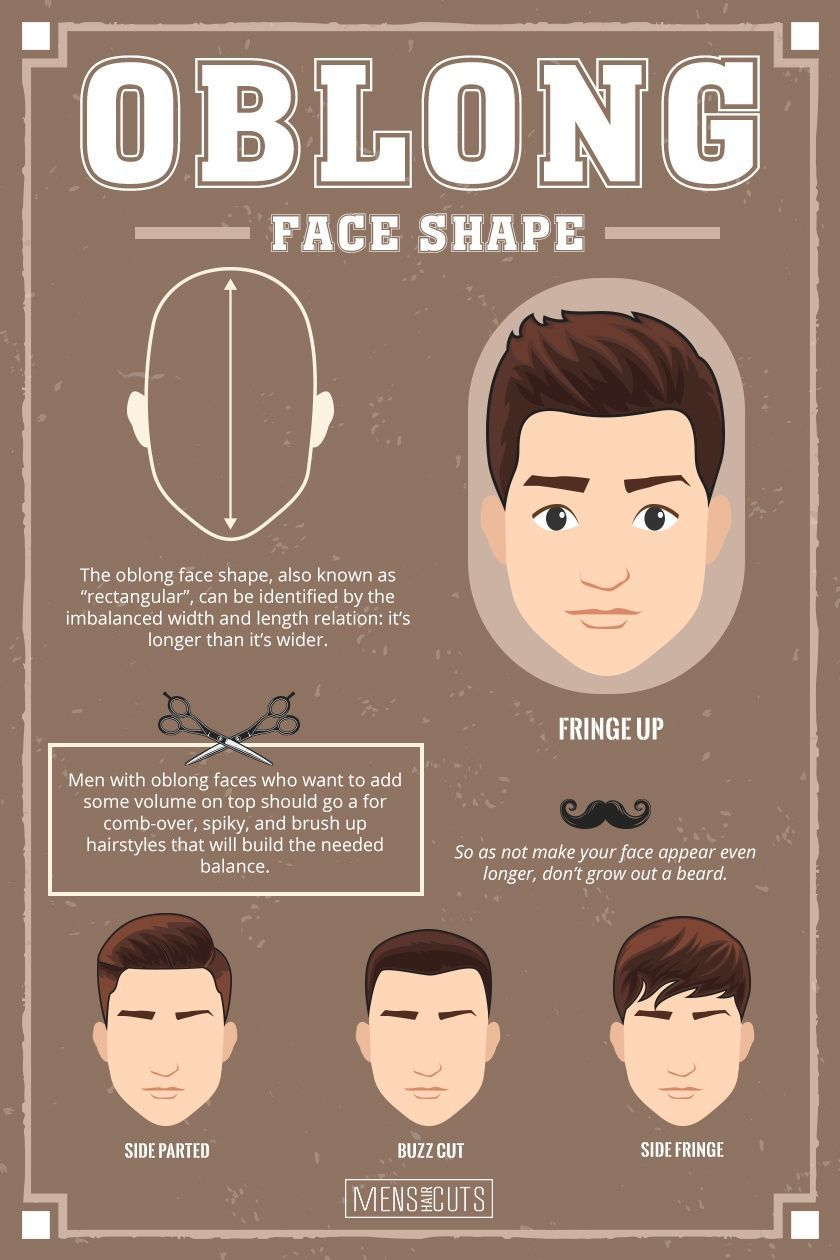 Faceshapehairstyle Oval Face Haircuts Oval Face Hairstyles Male Face Shapes
