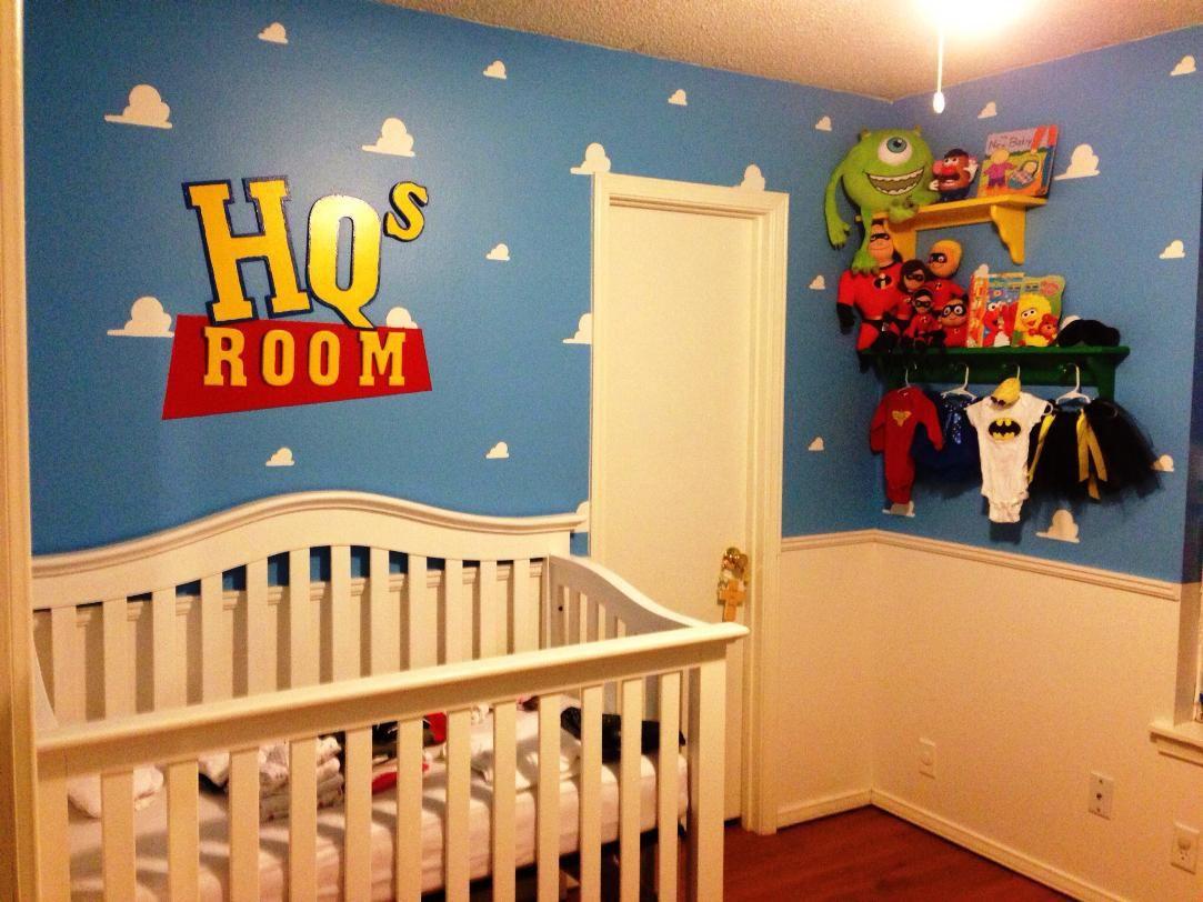 baby room decor cartoon