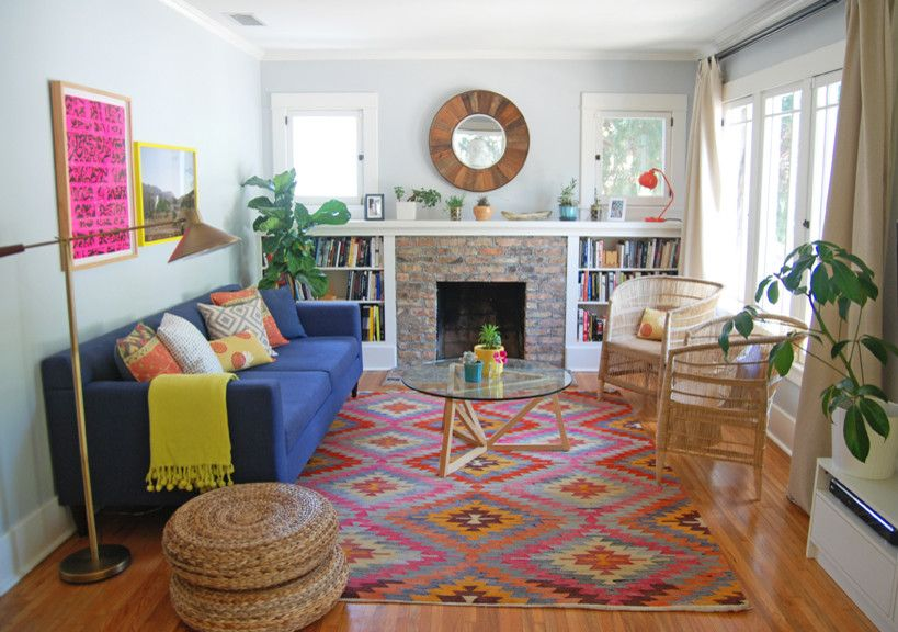 Innovative Kilim Rug In Living Room Contemporary With Pink And Navy Next To  Small Family Room Alongside Bedroom Rug And Kilim Pillows