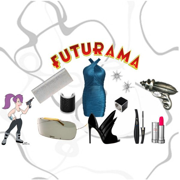 Turanga Leela, created by mrsmcfly.polyvore.com