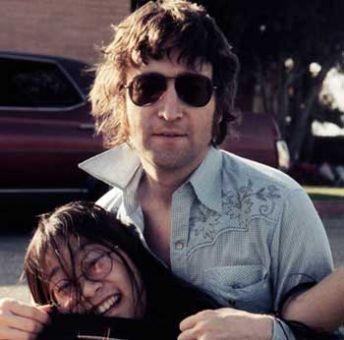 John And May Pang Beatles And Related Pinterest John