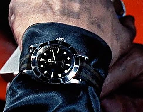 The watch that started it all for the modern Western man: Rolex Submariner 6538.