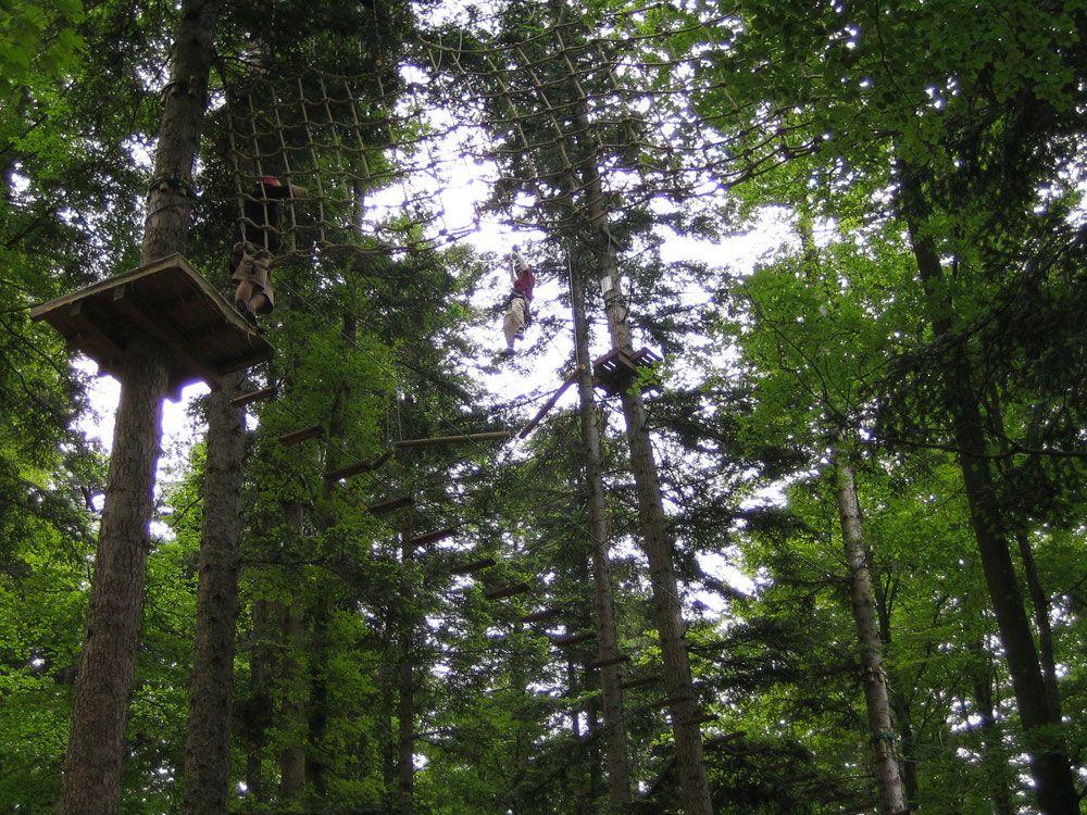 parc alsace aventure - breitenbach #alsace   l'alsace pour les