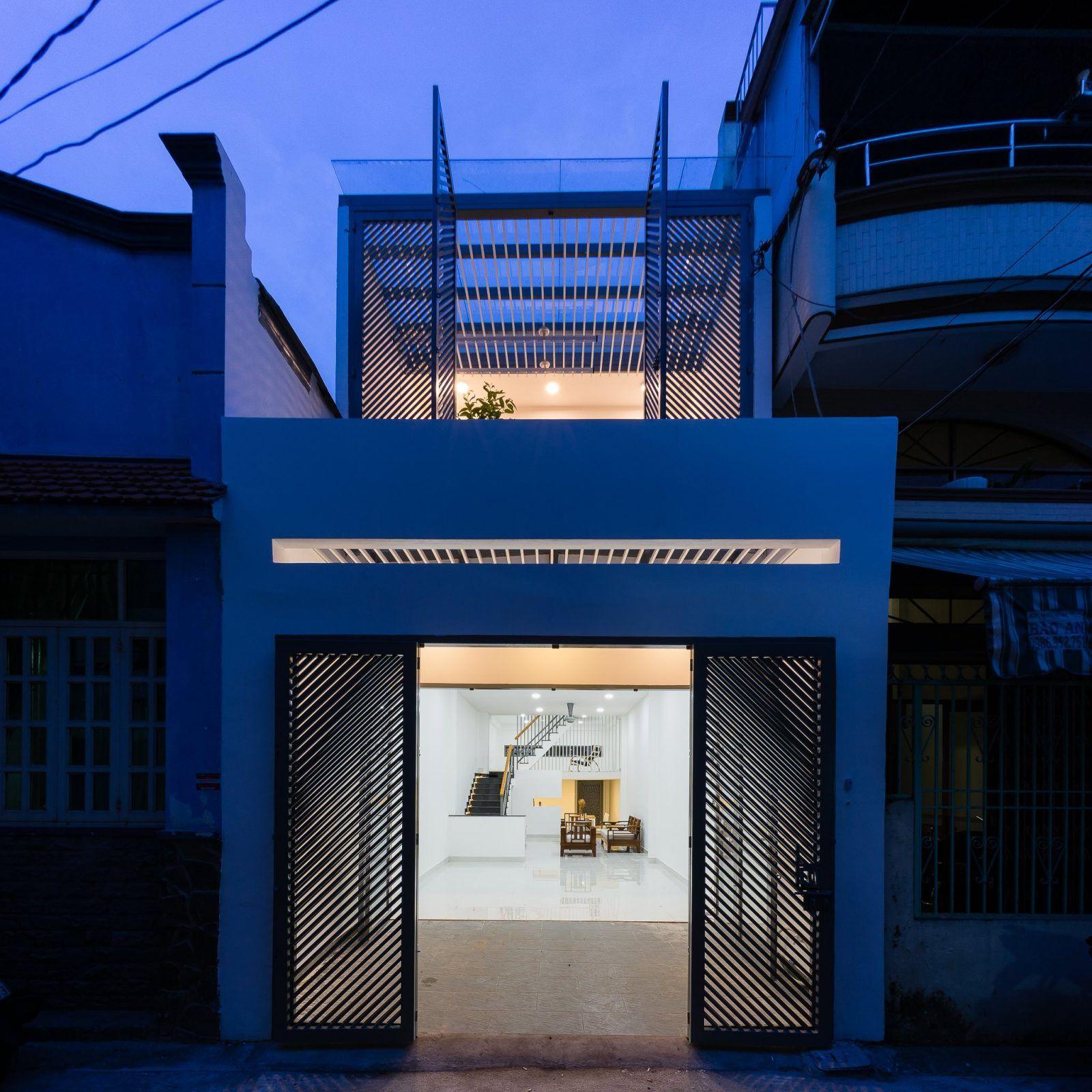 42O house | 4O sqm . location: tanphu district, hcmc, vietnam. sawa ...